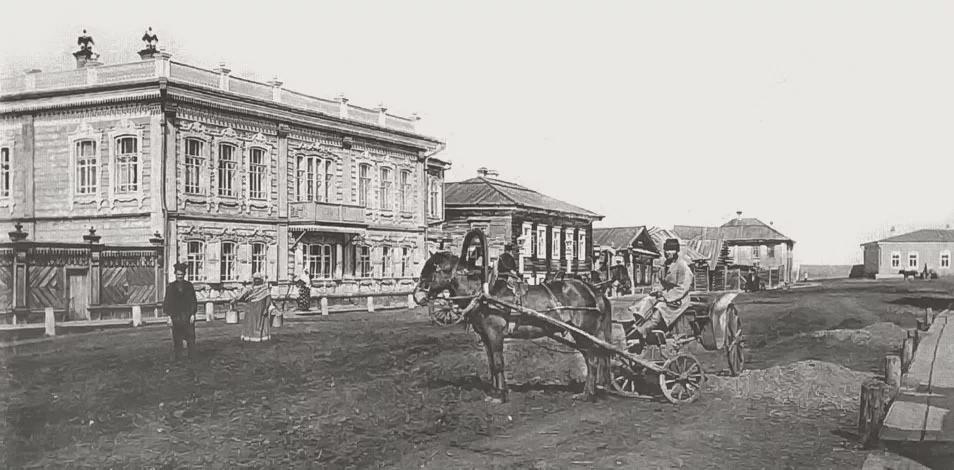 История Мариинска