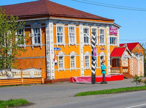 mariinsk-старый краеведческий