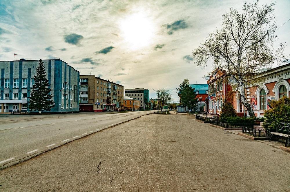 Наш старый милый город