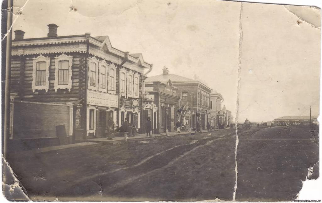 старый мариинск